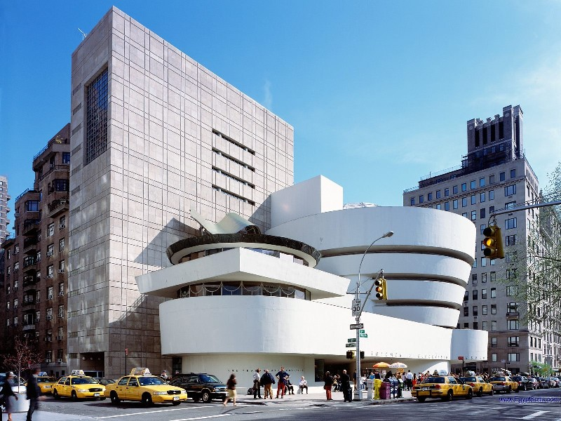 guggenheim museum new york. makeup which New York museum,